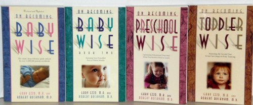"Image for ""''On Becoming Babywise Series (Baby Wise, Baby Wise Two, Toddler Wise, Preschool Wise''"""