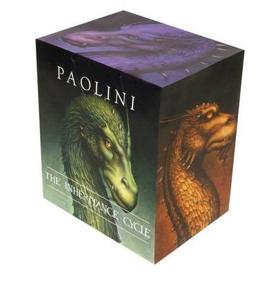 "Image for ""''(INHERITANCE CYCLE 4 BOOK BOXED SET) BY PAOLINI, CHRISTOPHER[ AUTHOR ]Hardback 11-2011''"""