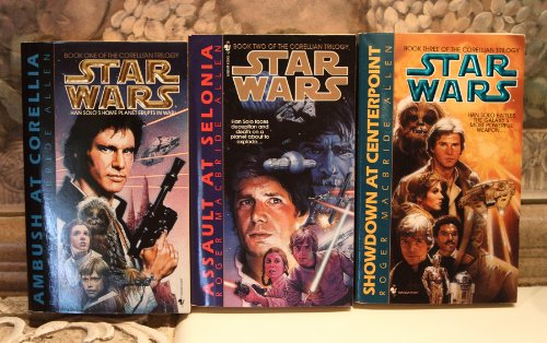 Image for STAR WARS: THE CORELLIAN TRILOGY (Vol. 1-3)