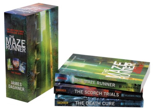 Image for The Maze Runner Trilogy: The Death Cure / the Scorch Trials / the Maze Runner
