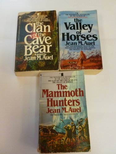 Image for Earth's Children Series: Clan of the Cave Bear / Valley of the Horses / The Mammoth Hunters
