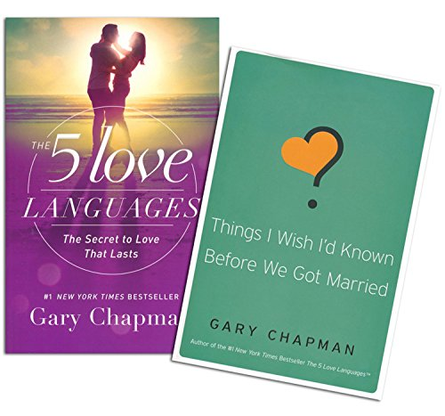 "Image for ""''Gary Chapman - 5 Love Languages Set - The 5 Love Languages: The Secret to Love That Lasts , Things I Wish I'd Known Before We Got Married''"""
