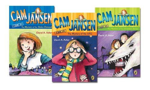 Image for CAM Jansen Mystery Collection Complete Set 1 - 28