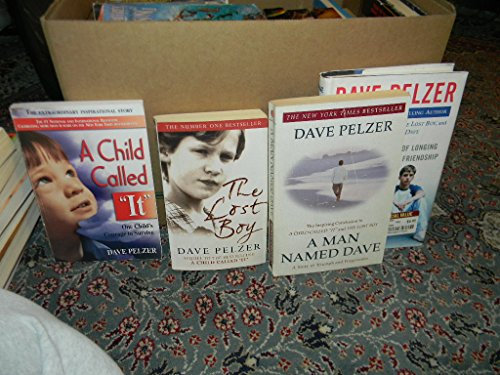 Image for Dave Pelzer 3 Book Set~A Child Called It/The Lost Boy/A Man Named Dave