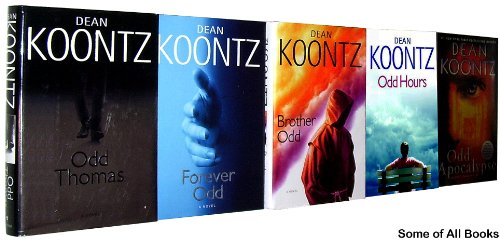 "Image for ""''Odd Thomas (Complete 5-Book Set, 1. Odd Thomas; 2. Forever Odd; 3. Brother Odd; 4. Odd Hours; 5. Odd Apocalypse)''"""