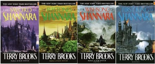 "Image for ""Shannara Trilogy Box Set (Shannara, Volumes 1-3; Prequel)"""