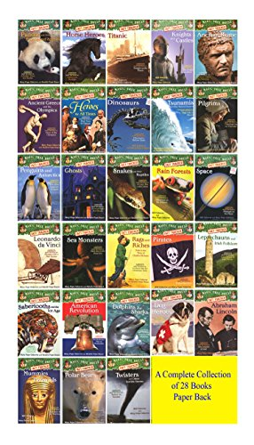 Image for Magic Tree House Research Guide Set