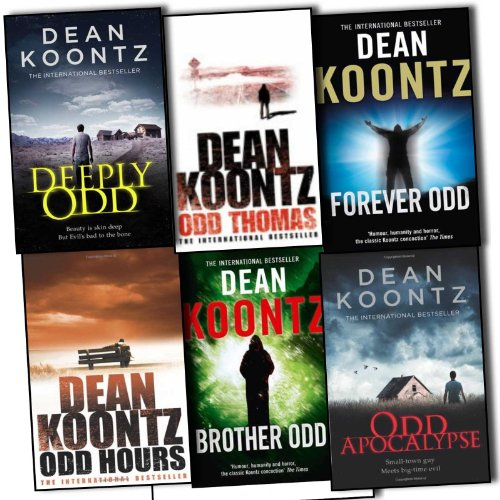 Image for Dean. Koontz Odd Thomas series 6 Books Collection [Paperback] by Dean. Koontz