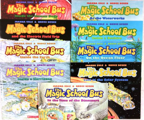 Image for Magic School Bus Set of 9 Books
