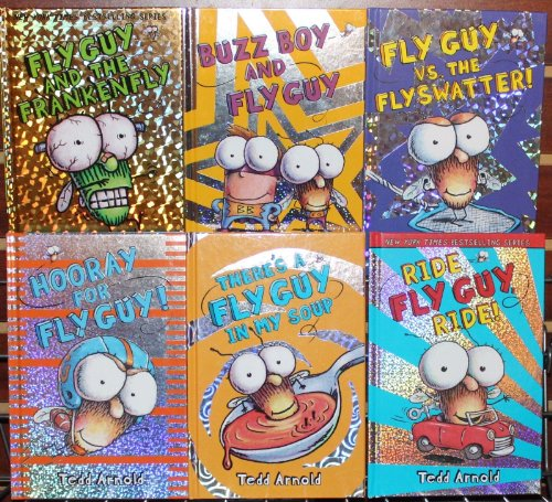 Image for 6 Book Collection Fly Guy Collection by Tedd Arnold (2012-05-03)
