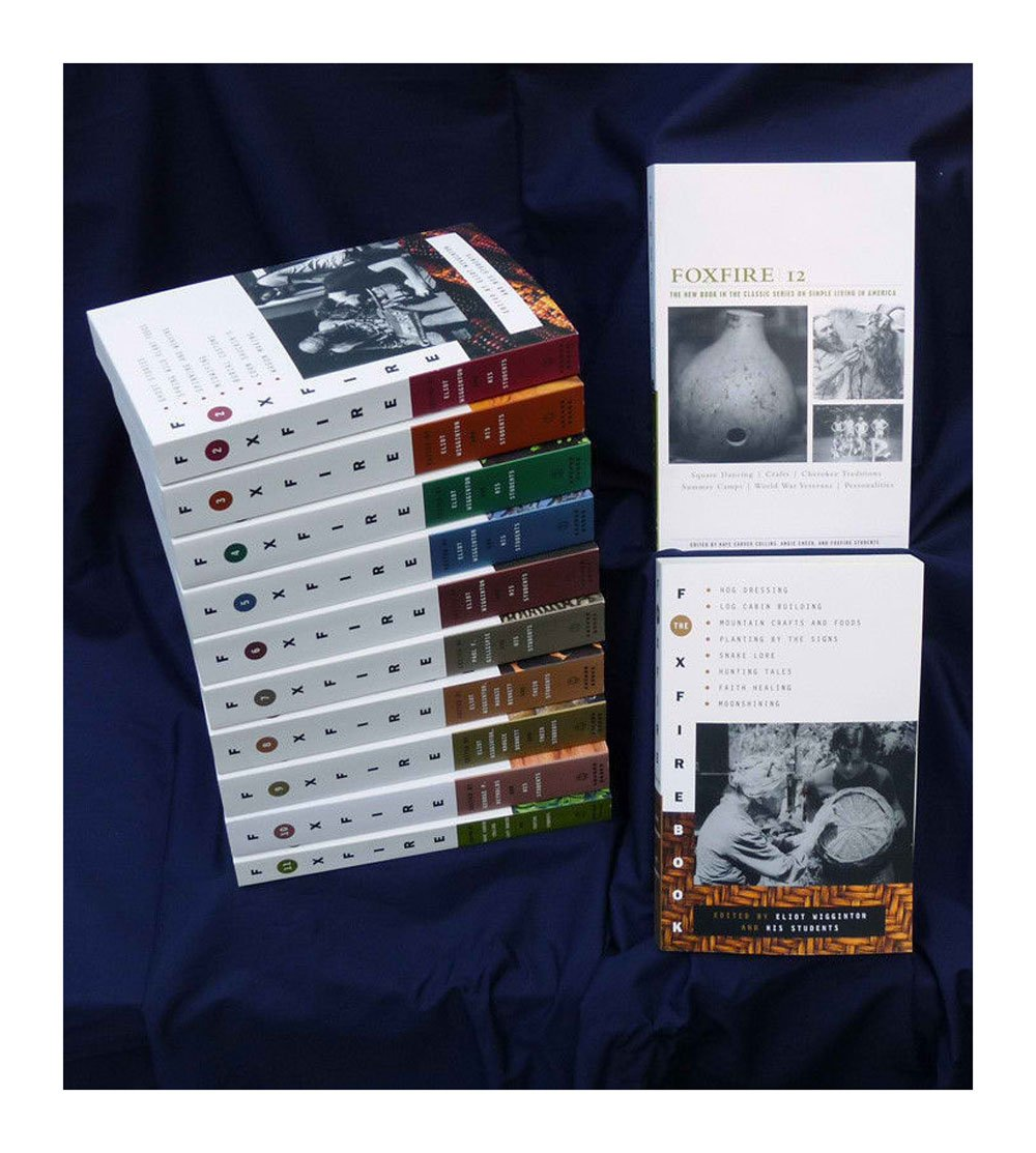 Image for Foxfire Series Book Collection Set Books 1-12 Brand New