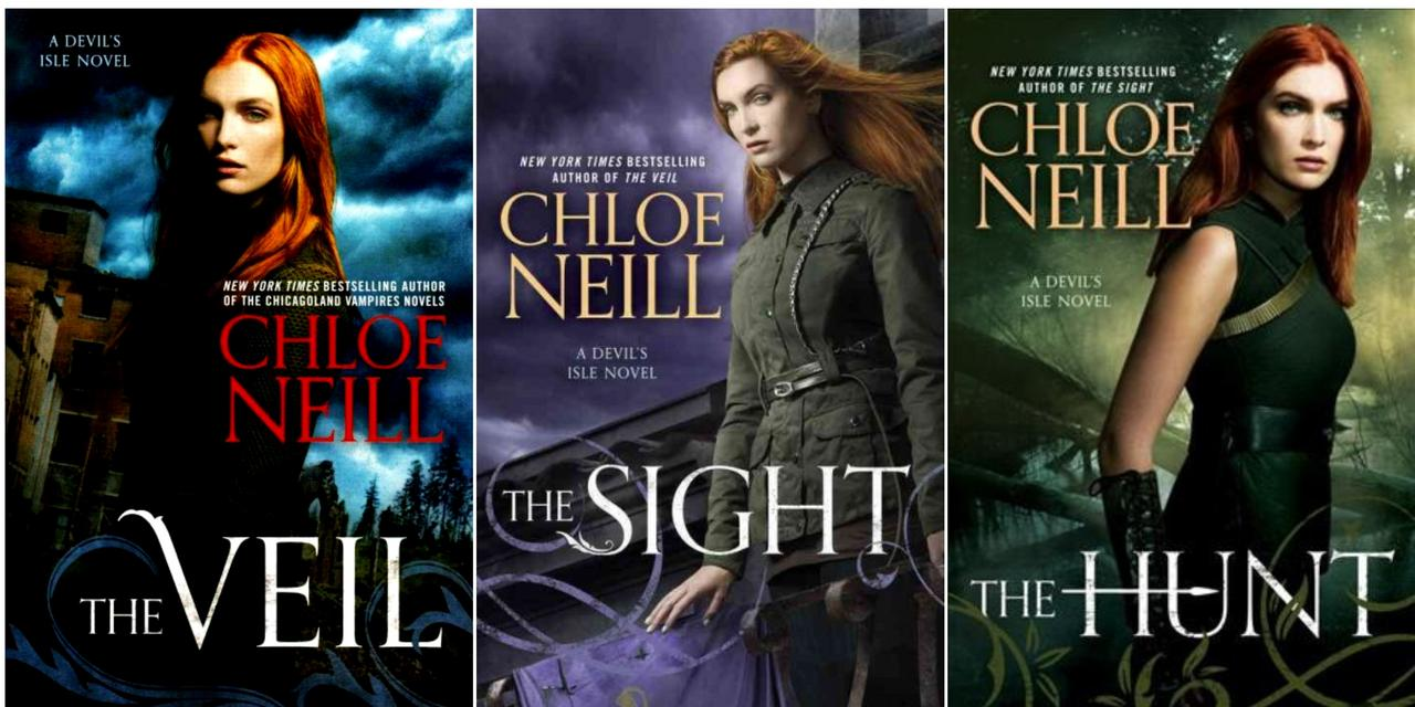 Image for Devil's Isle 1-3 LT by Chloe Neill