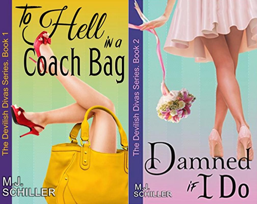 Image for Devilish Divas 1-2 LT by M J Schiller