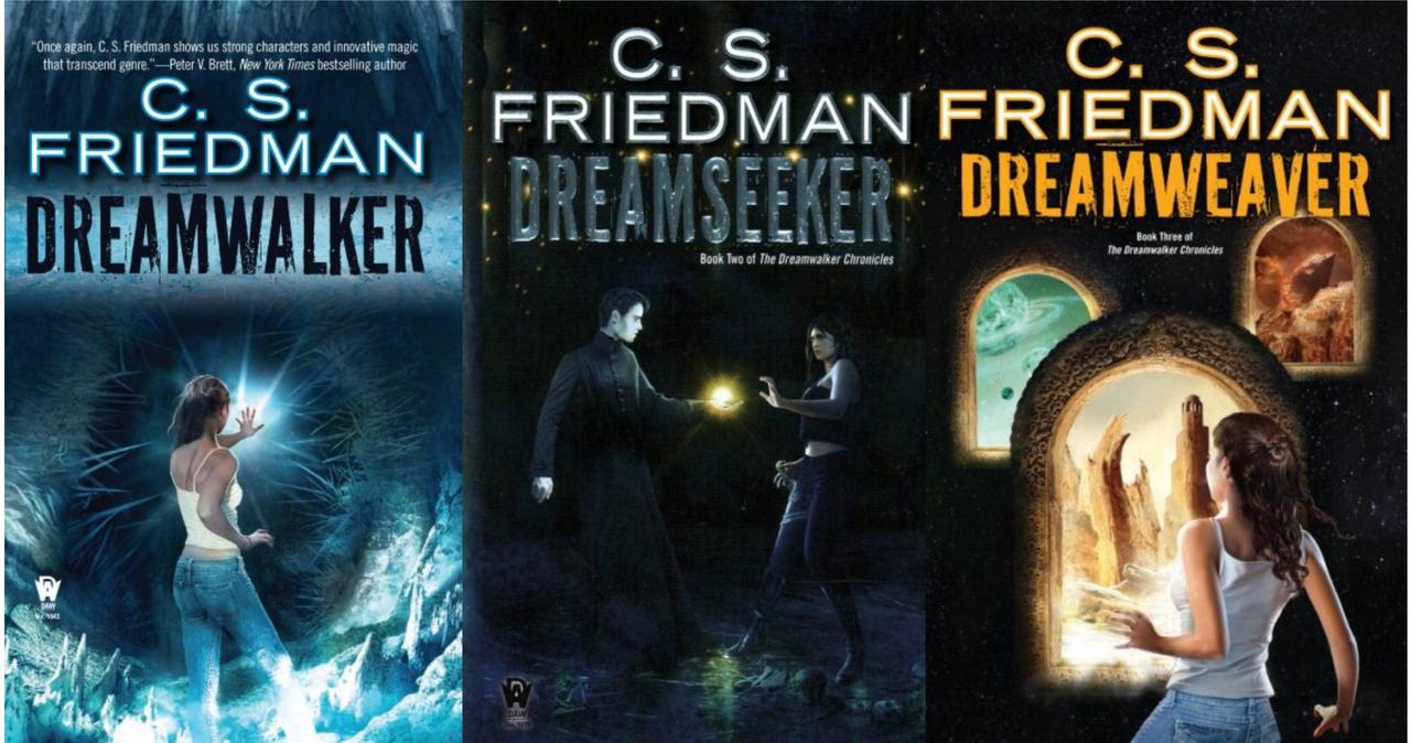 Image for Dreamwalker by C S Friedman