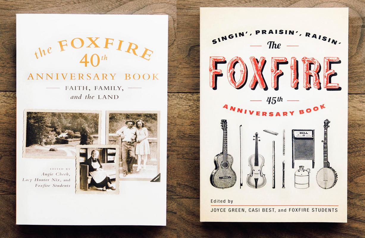 Image for FOXFIRE Appalachian Living PREMIUM PAPERBACK Set 40th & 45th Anniversary Books by Eliot Wigginton; Foxfire Fund Inc