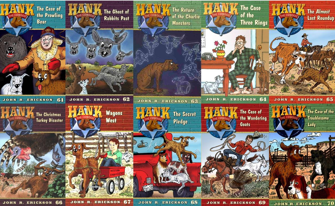 Image for Hank the Cowdog 61-70 CP