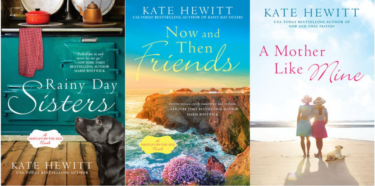 Image for Hartley By The Sea Novels 1-3 LT by Kate Hewitt