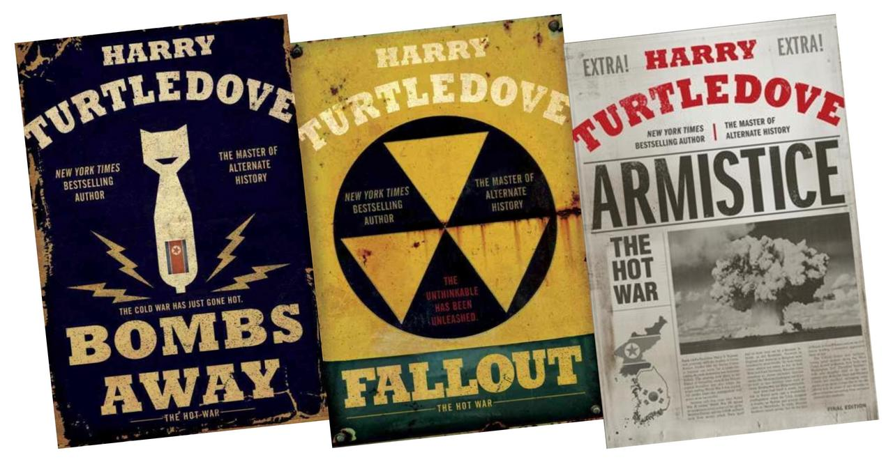 Image for Hot War Alternative History Series 1-3 HC by Harry Turtledove