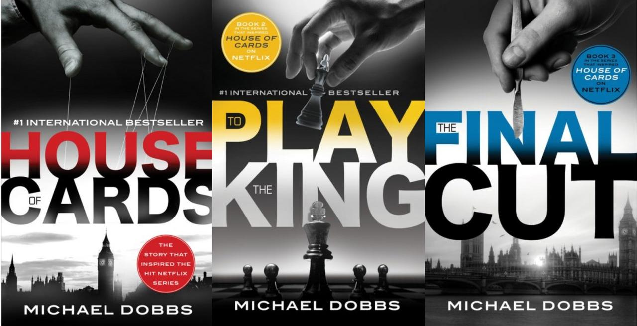 Image for House of Cards 1-3 TP by Michael Dobbs