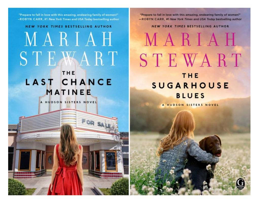 Image for HUDSON SISTERS Family Life Series by Mariah Stewart LARGE TRADE PAPERBACKS 1-2 by Mariah Stewart