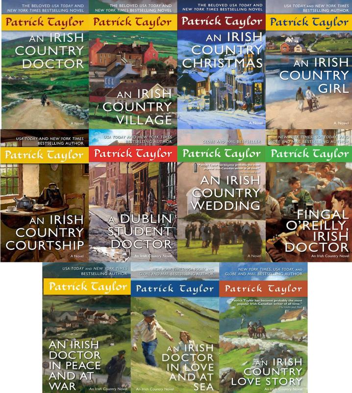 Image for IRISH COUNTRY Series by Patrick Taylor MASS MARKET PAPERBACK Collection 1-11 by Patrick Taylor