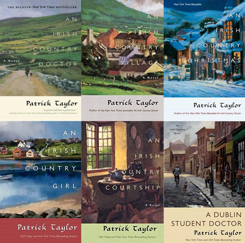 Image for IRISH COUNTRY Series by Patrick Taylor LARGE TRADE PAPERBACK Collection 1-6 by Patrick Taylor