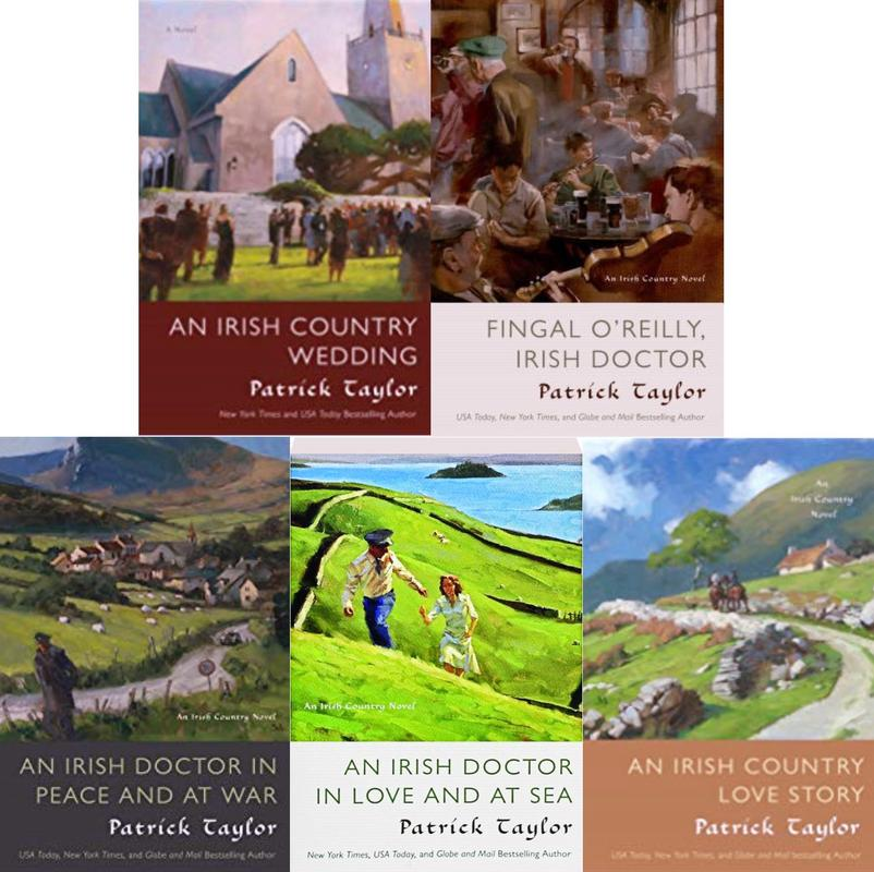 Image for IRISH COUNTRY Series by Patrick Taylor LARGE TRADE PAPERBACK Collection 7-11 by Patrick Taylor