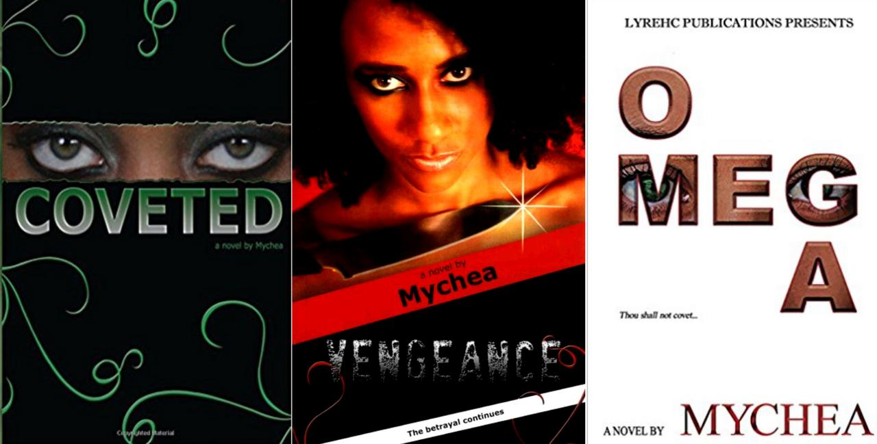 Image for Mychea Coveted Series 1-3 LT by Mychea
