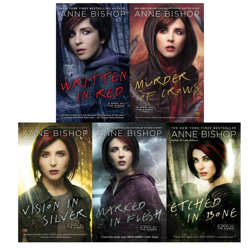 Image for THE OTHERS Fantasy Series by Anne Bishop Paperback Set of Books 1-5 by Anne Bishop