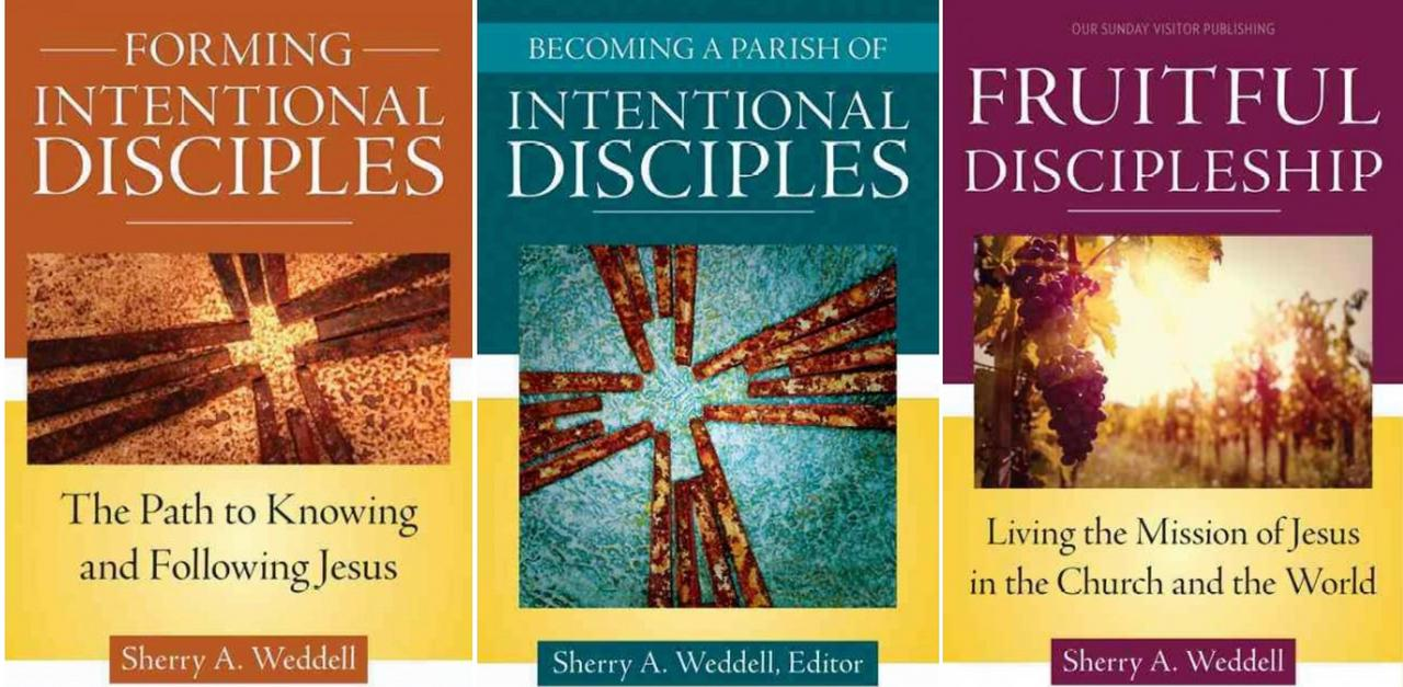 Image for Sherry Weddell's Catholic Discipleship NON FICTION 1-3 LT