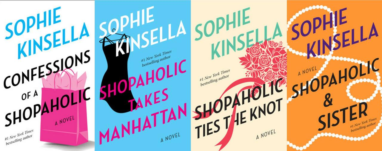 Image for Shopaholic 1-4 LT by Sophie Kinsella