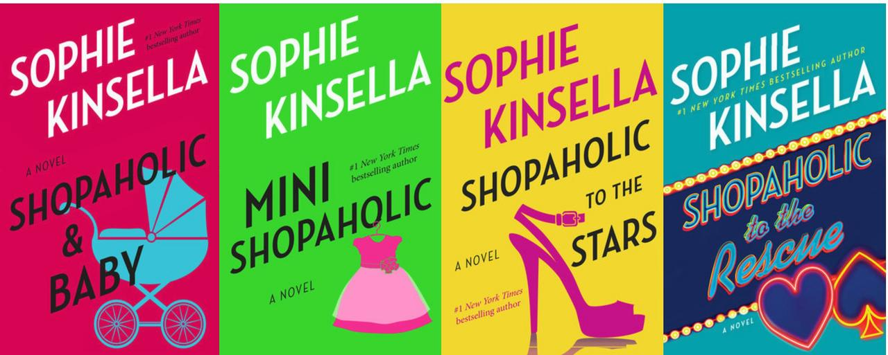 Image for Shopaholic 5-8 LT by Sophie Kinsella