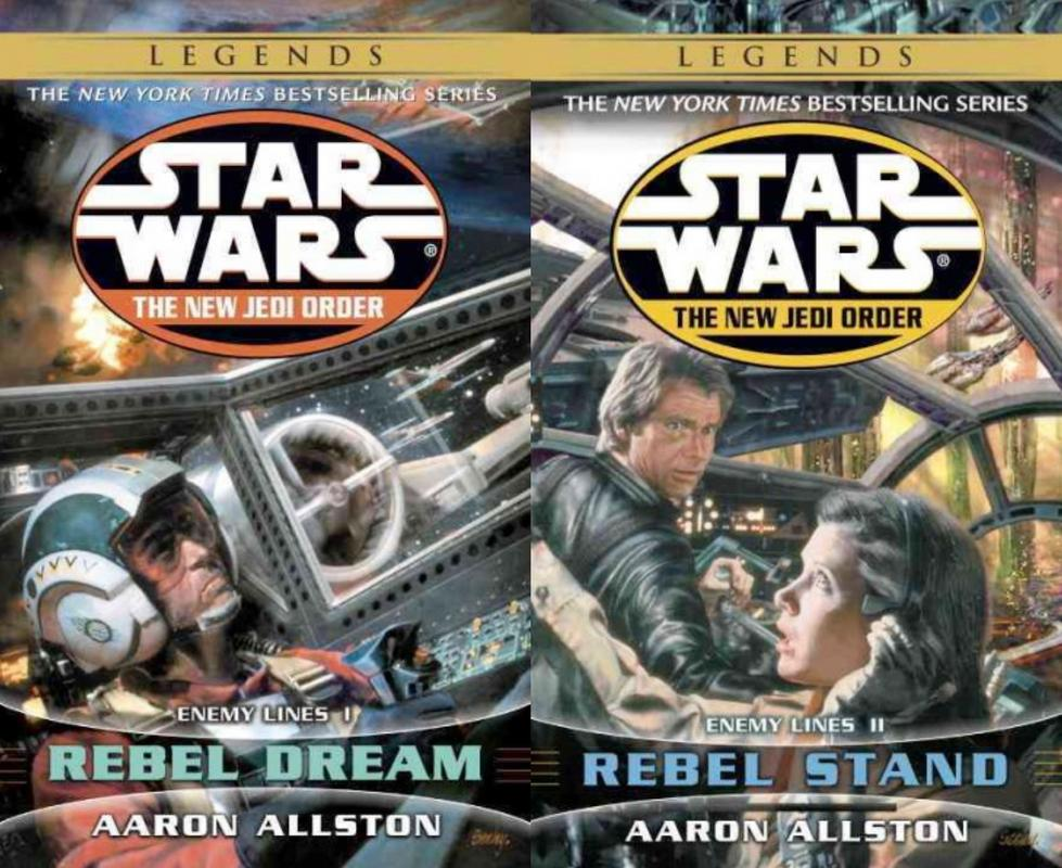 Image for Star Wars ENEMY LINES 1-2 MMP by Aaron Allston