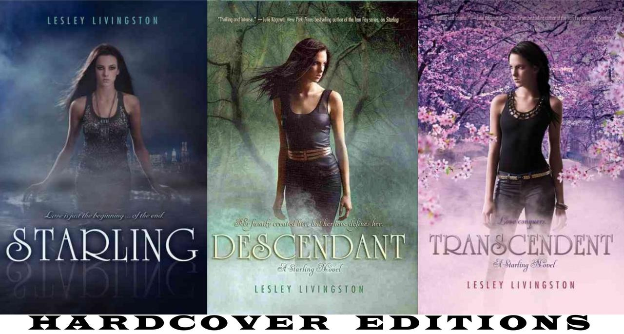 Image for Starling Trilogy 1-3 HC by Lesley Livingston
