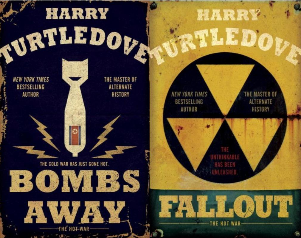 Image for Harry Turtledove THE HOT WAR Alternative History Series PAPERBACK Set Books 1-2 by Harry Turtledove