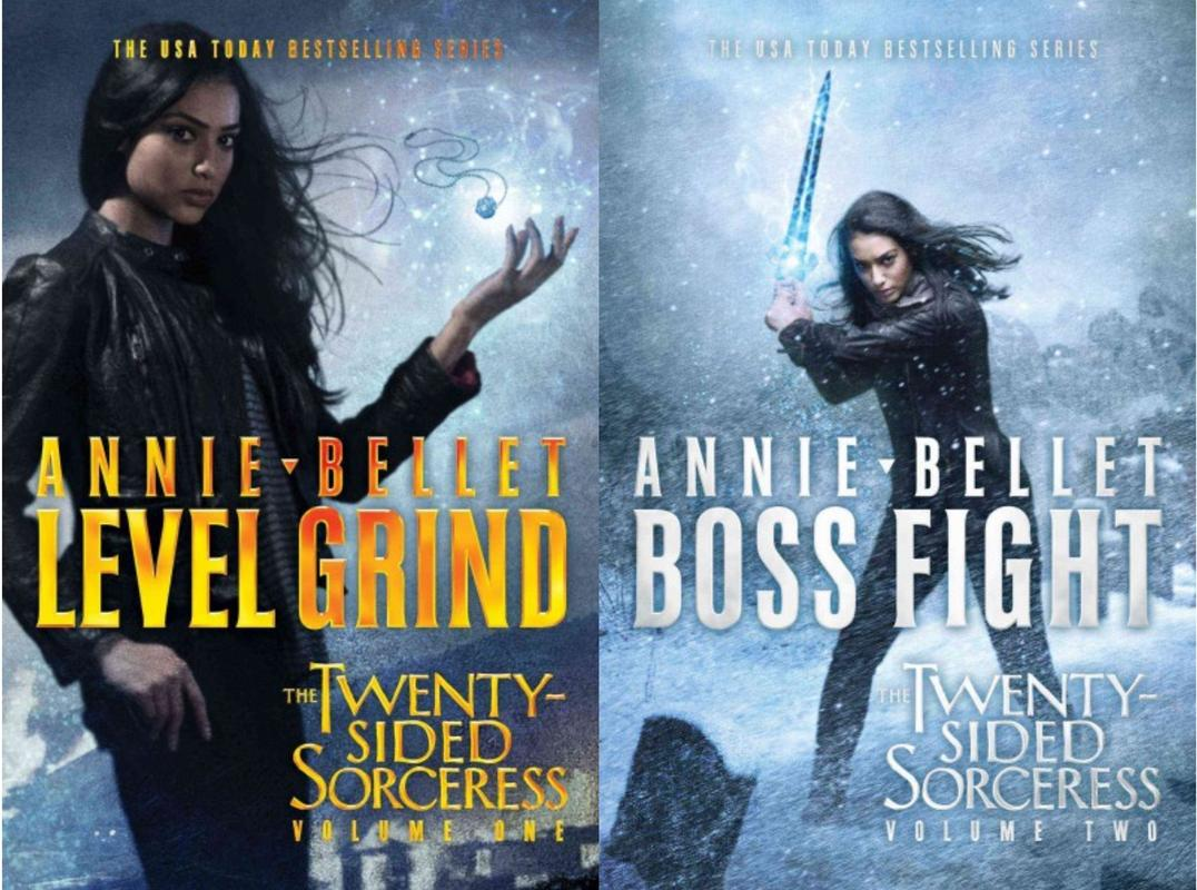 Image for Twenty Sided Sorceress Omnibus Set 1-2 LT by Annie Bellet